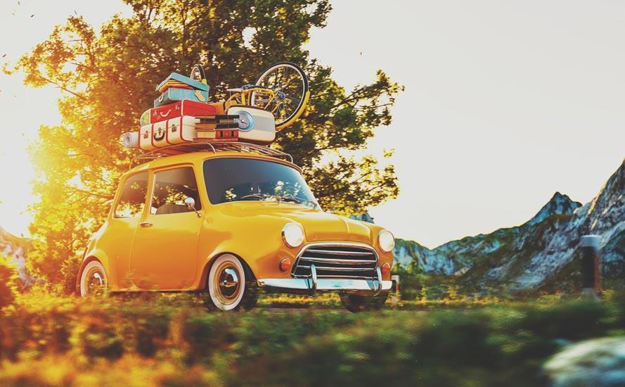 Jak připravit naše auto na dovolenou?