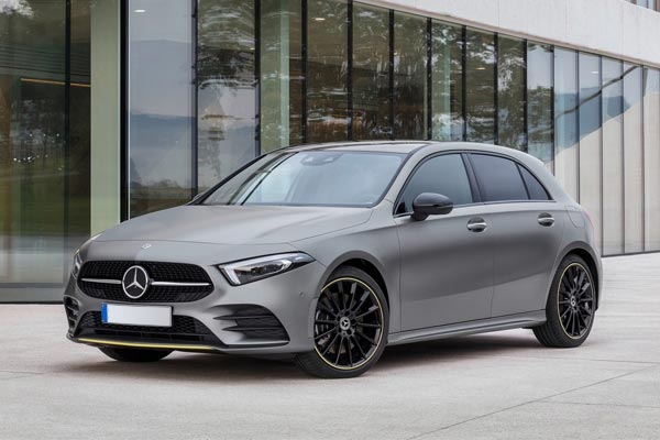 A Guide To Leasing A Mercedes A Class Hatchback