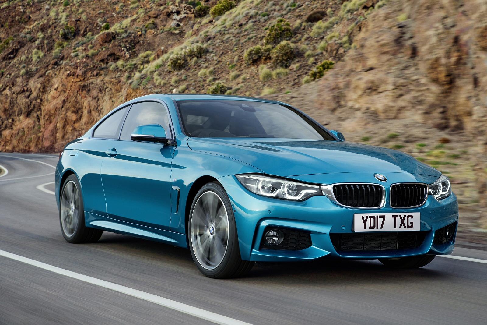 BMW 4 Series Diesel Coupe