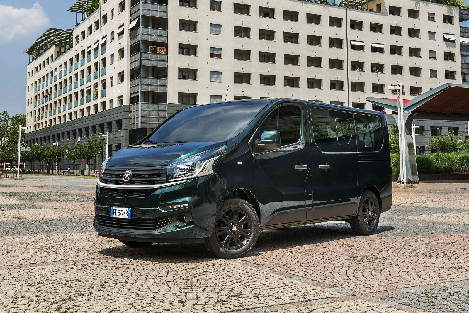 Fiat Talento 10 Swb Diesel