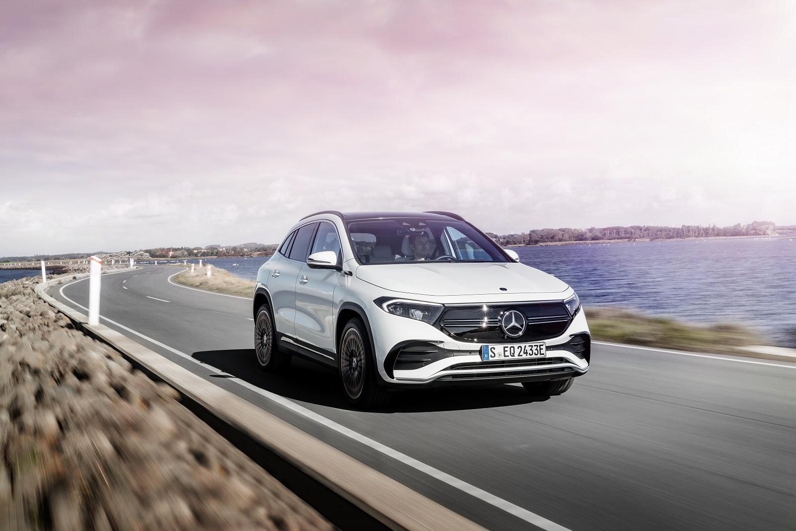 Mercedes-Benz Eqa Hatchback