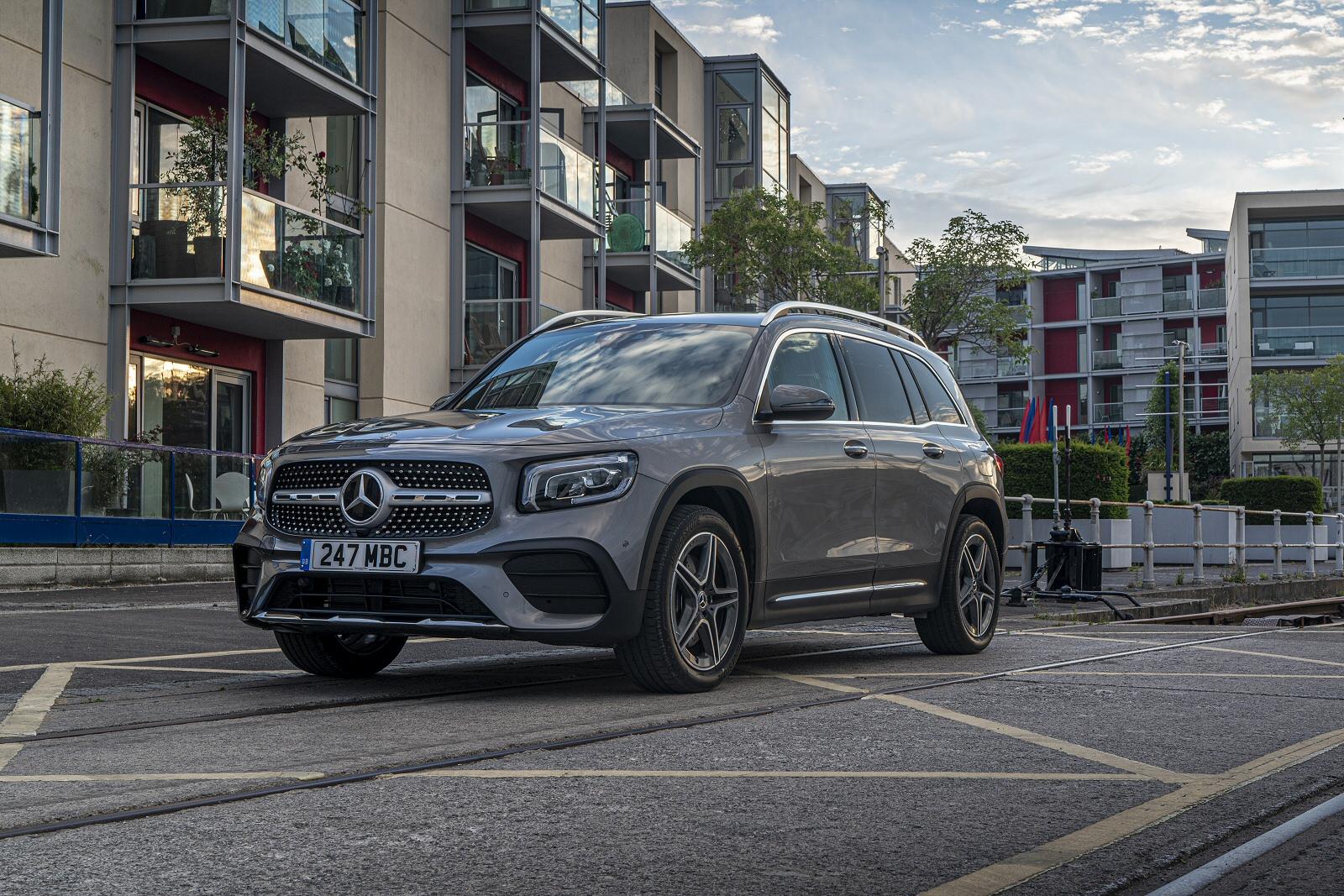 Mercedes-Benz Glb Diesel Estate