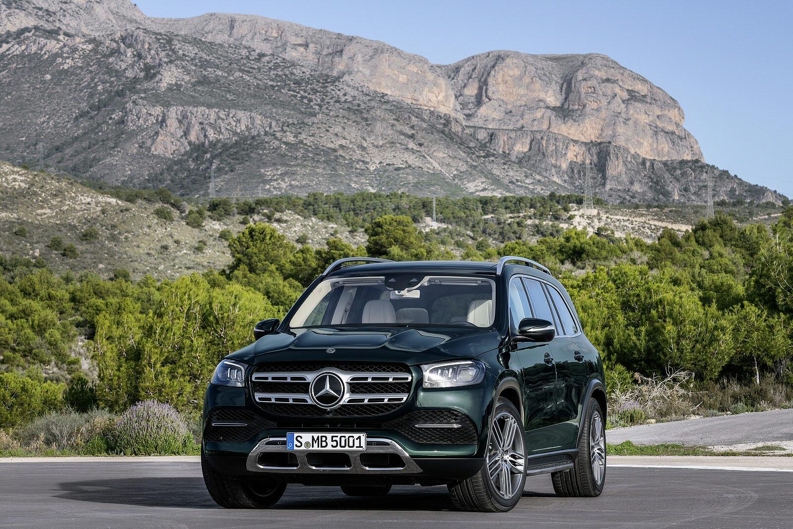 Mercedes-Benz Gls Diesel Estate