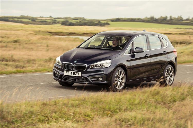 BMW 2 Series Diesel Active Tourer