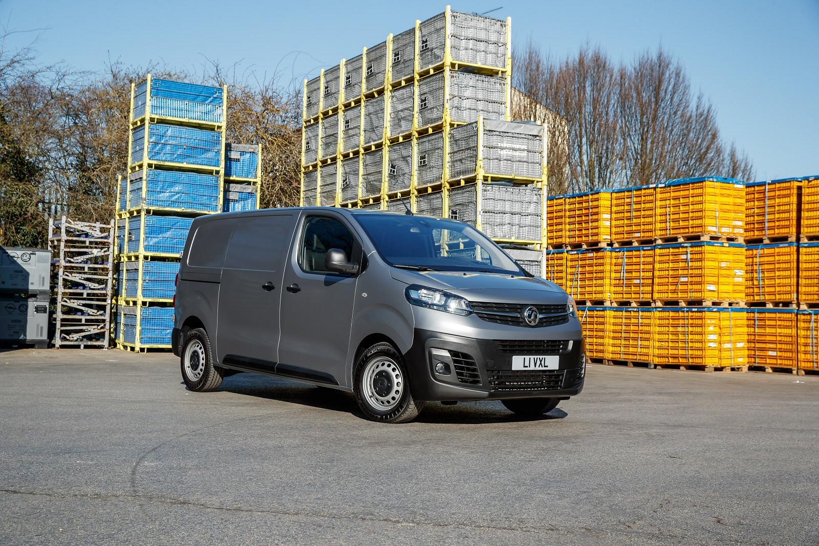 Vauxhall Vivaro L1 Diesel